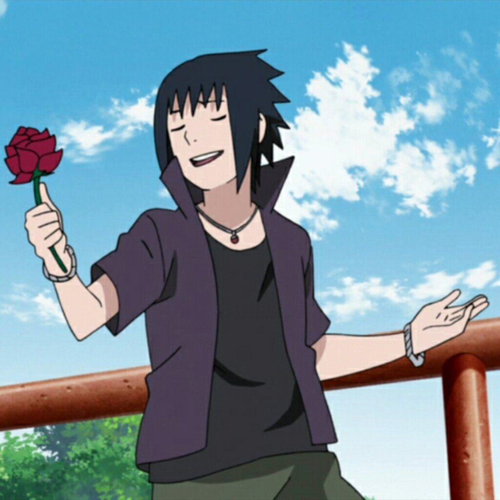Naruto Match Icons On Sasuke Naruto Anime Naruto