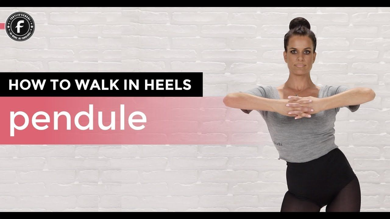 How to have a sexy walk