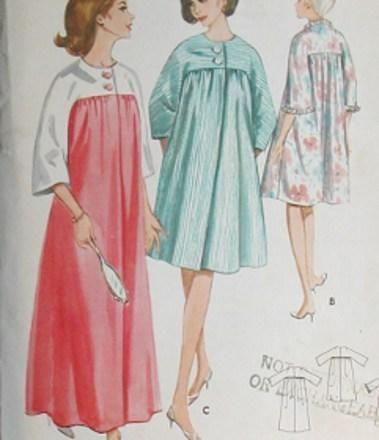Not a robe...not a dress...housecoat!