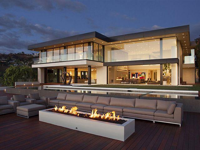 Modern homes home architectuur moderne architectuur huisdecoratie
