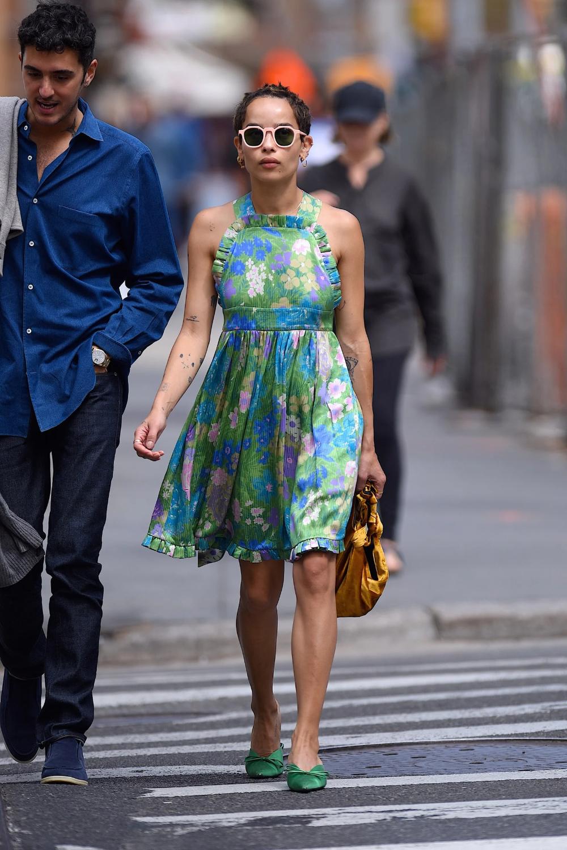 "Zoë Kravitz Wears Her Own Clothes on Hulu's ""High Fidelity"""