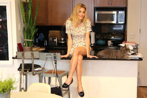 Cats And Red Wine? DJ Chelsea Leyland Just Gets Us #Refinery29