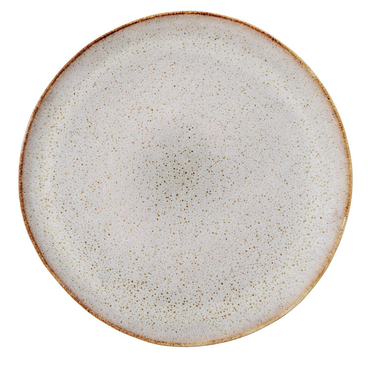 Essteller aus Keramik von Bloomingville