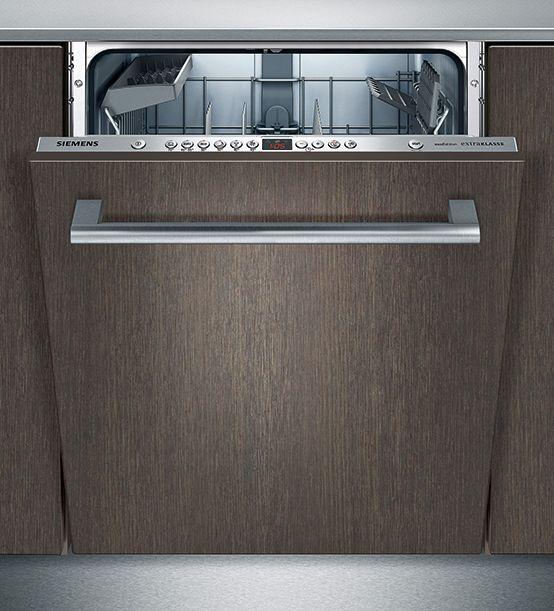 Siemens dishwaher with Zeolith technology. // Siemens