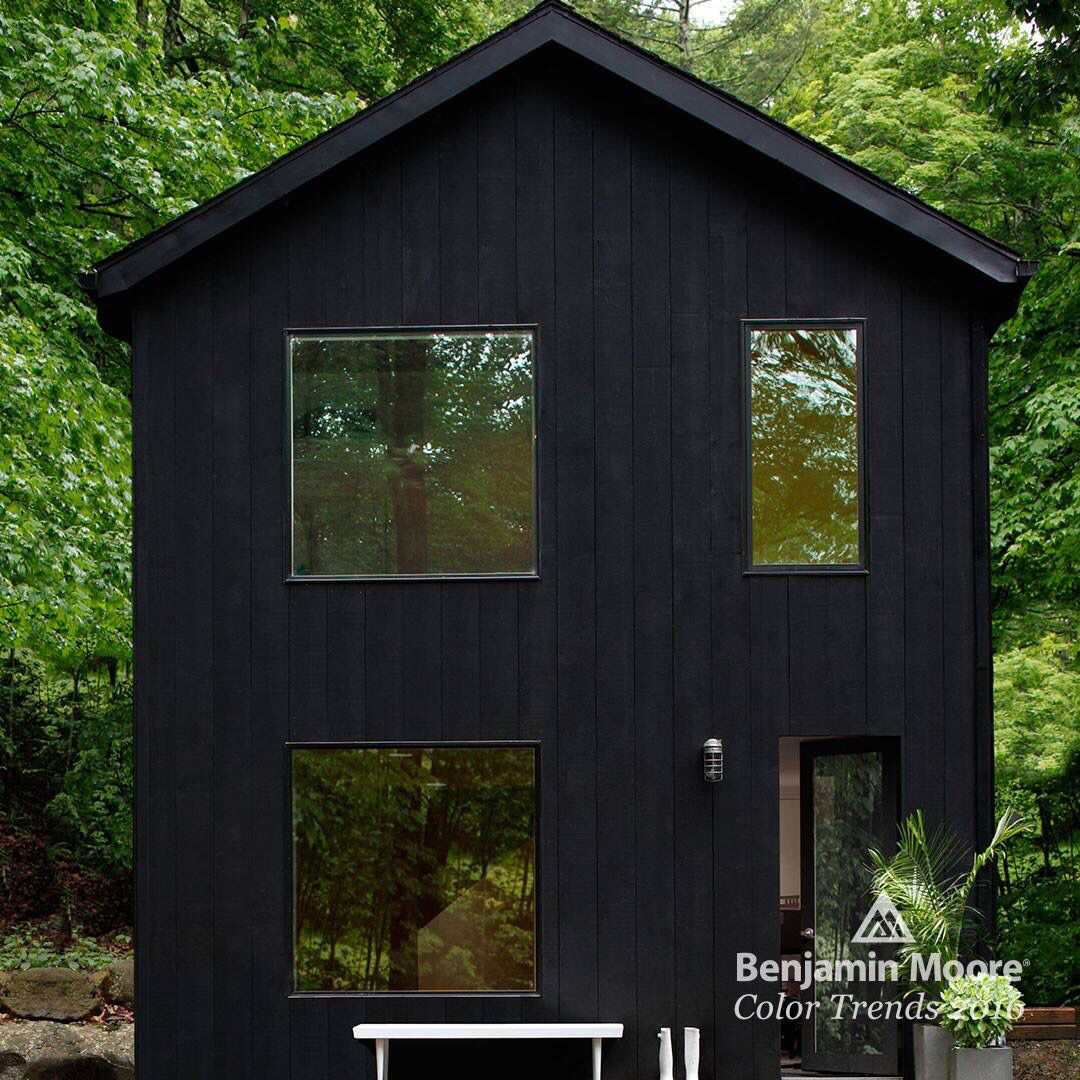 Benjamin Moore Soot Aborcoat House Thesis