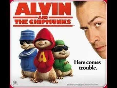 Alvin And The Chipmunks Hula Hoop Christmas Song Chipmunks