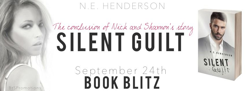 Sammy's Book Obsession: Book Blitz & Giveaway: SILENT GUILT (Silent, #2) b... ‪#‎SammysBookObsession‬ ‪#‎Giveaway‬