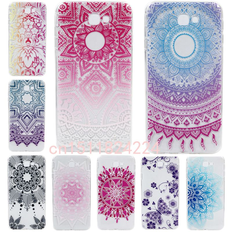 79eb75082f NEW Colorful Soft Case For Samsung Galaxy J7 Prime Case Silicone 5.5