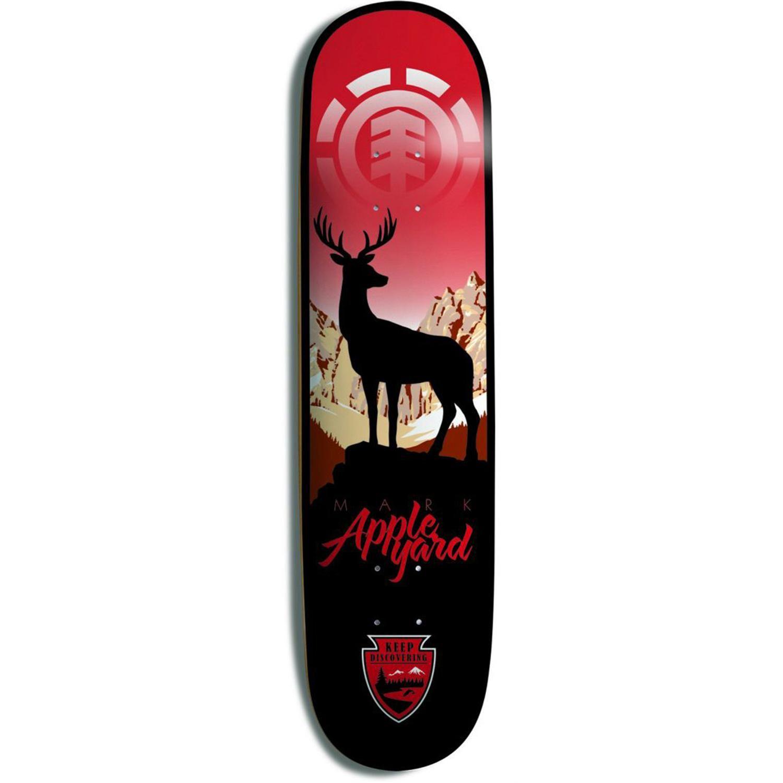 Element Skateboards | Element Appleyard Never Stop Discovering Skateboard Deck | evo