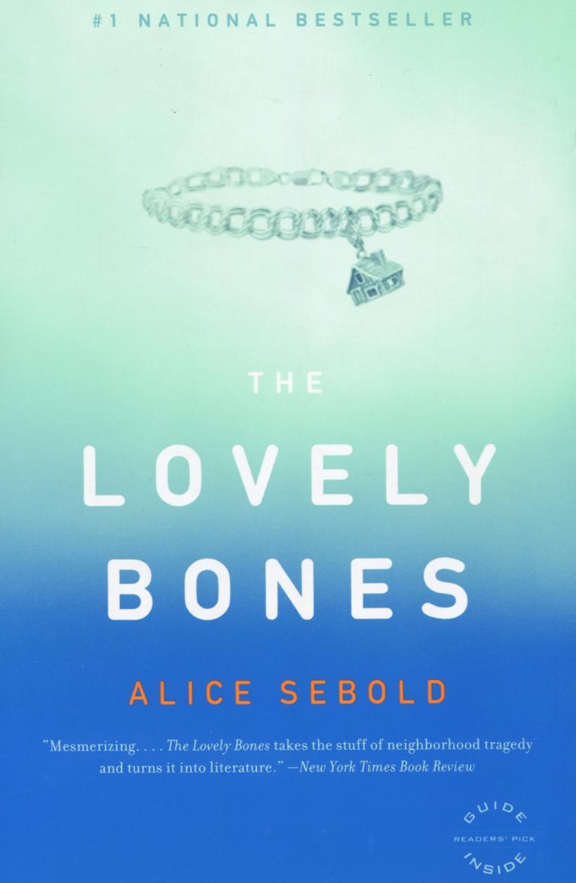 The Lovely Bones cover | Books & Literature in 2019 | The