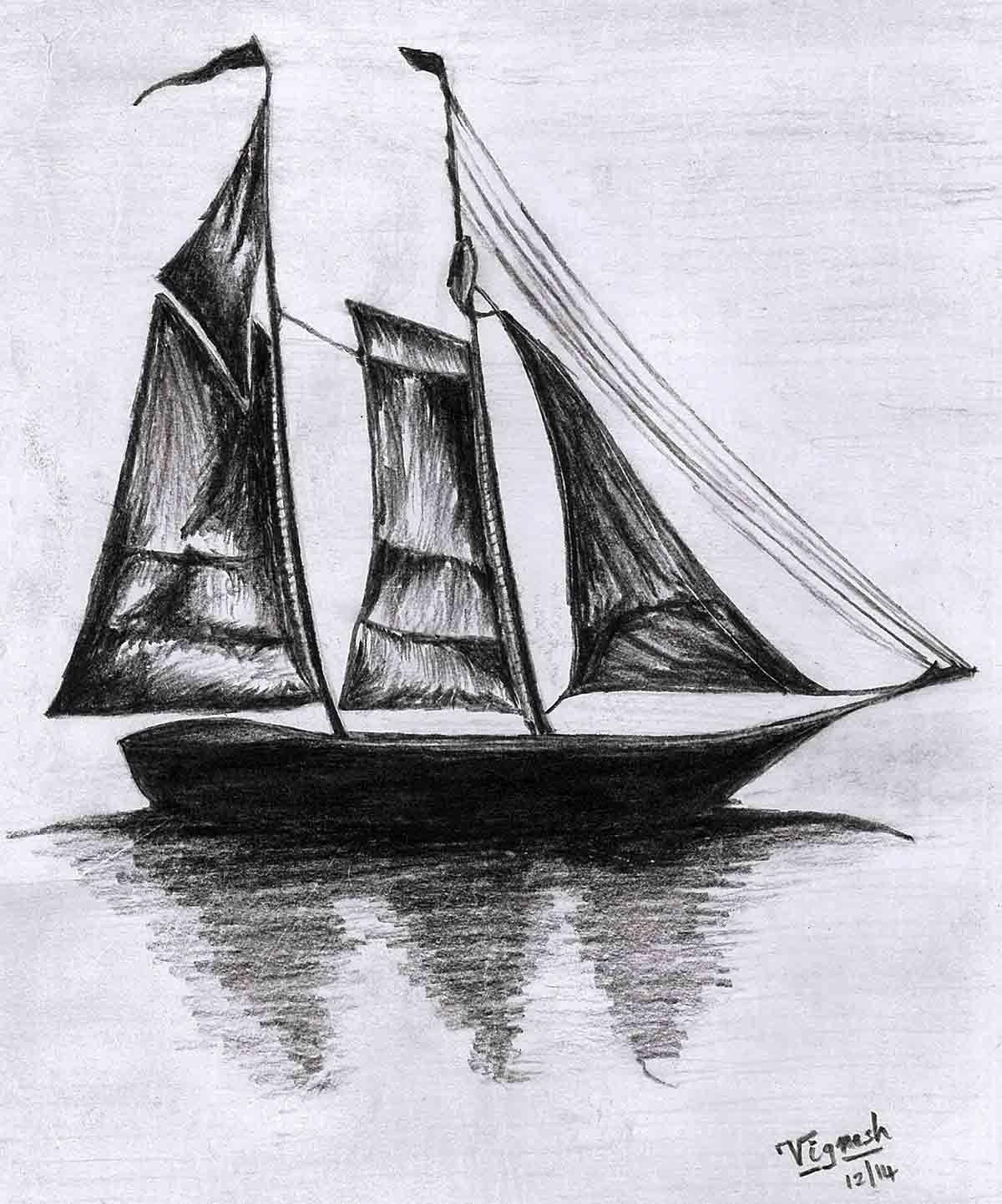 лимфоузлы лодка картинка карандашом человека меняется протяжении