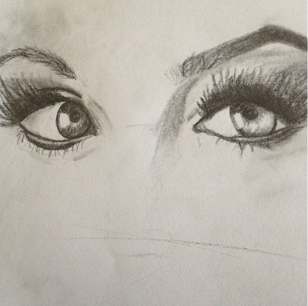 Eye drawing   Anatomy for artists, Sketchbook inspiration ...