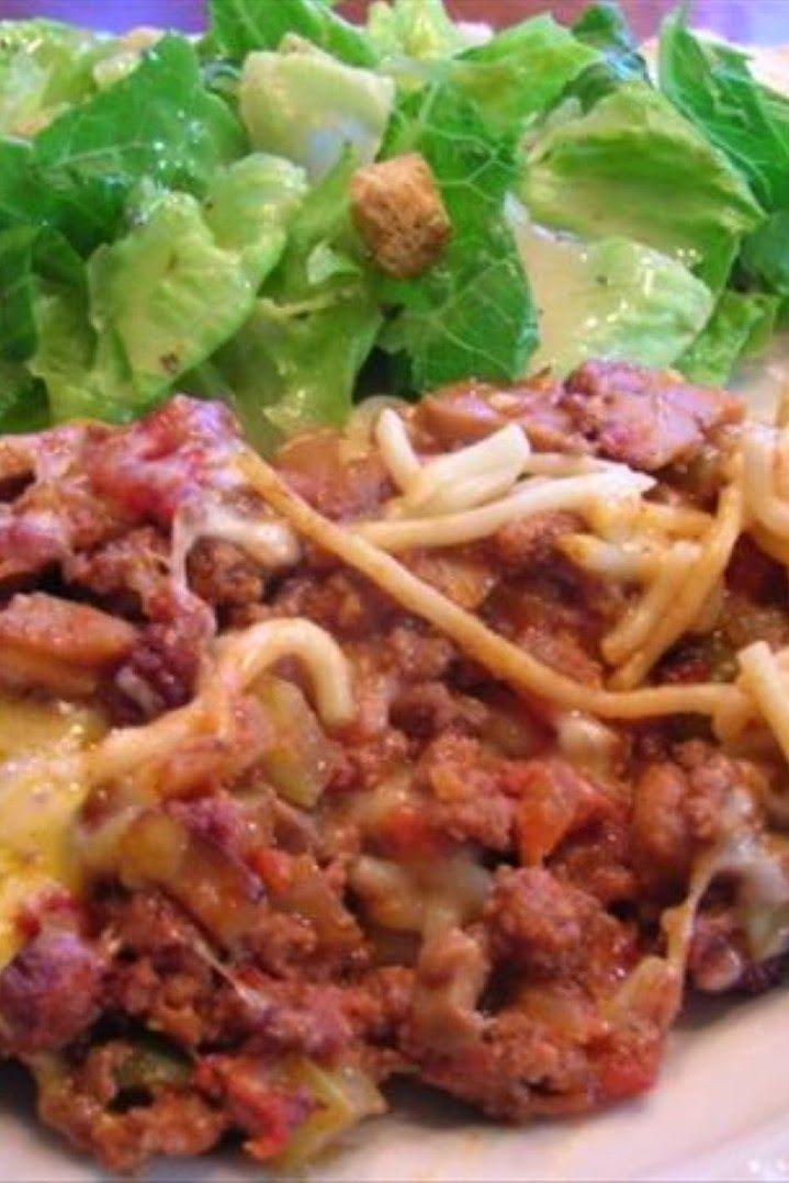 Ground Beef Casserole Kitchen Vista S Beef Casserole Recipes Beef Casserole Ground Beef
