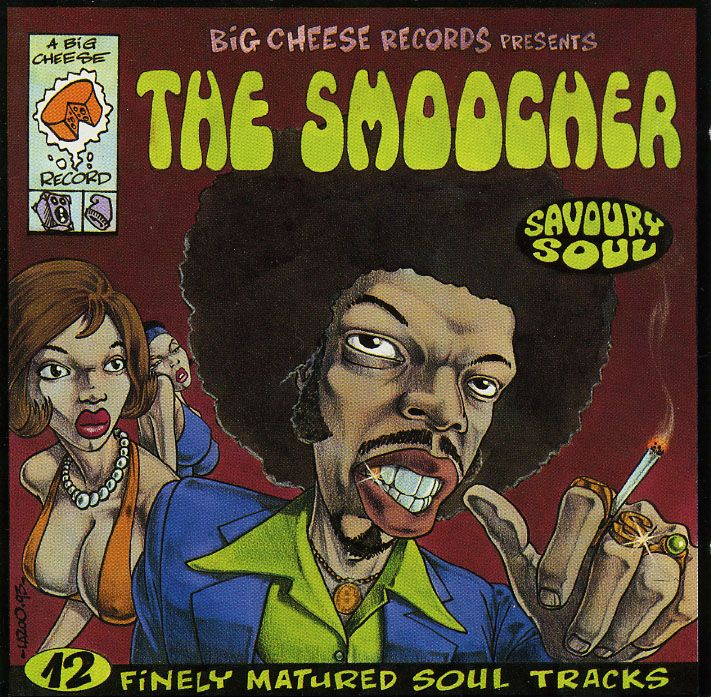 Various Artists - The Smoocher  Excellent French compilation