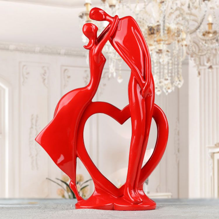 Fashion a wedding gift wedding gift resin craft personalized wedding party gifts home decoration