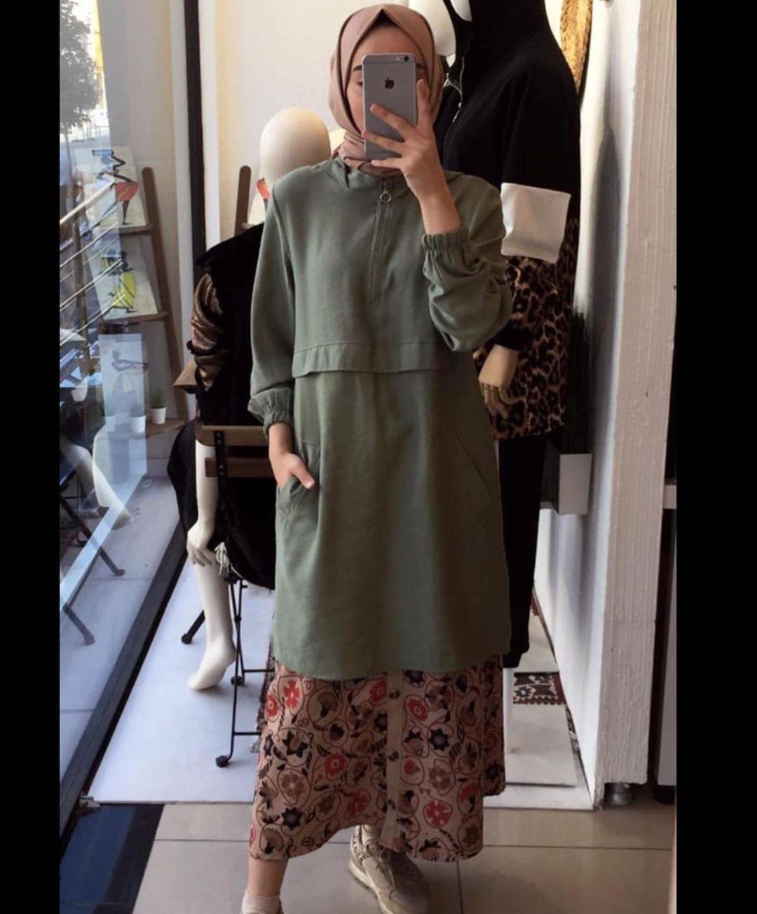 Tunik 90 Beden Araligi 36 38 40 42 Tesettur Tesetturgiyim Butik Moda Istanbul Izmir Elbise Fashion Kombin Giyim Ankara Tarz Bayangiyim Moda 90er