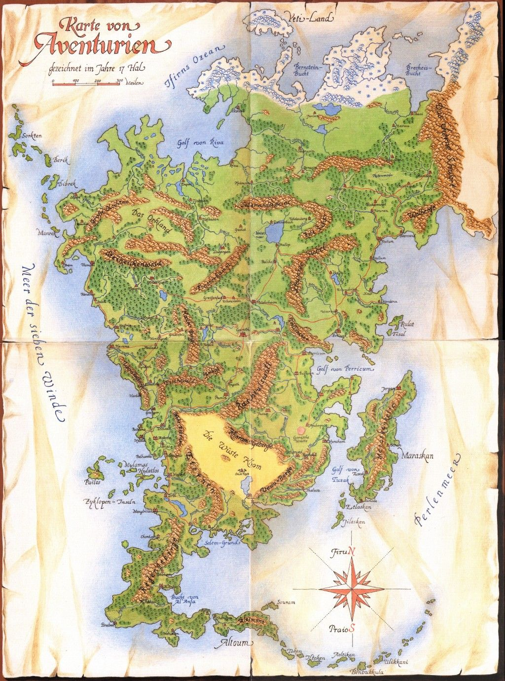 karte aventurien Pin by Dr Cop on Game | Fantasy map, Map, Dungeon maps