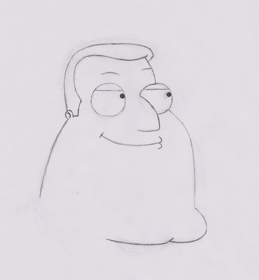Joe Swanson Drawings Joes Swanson
