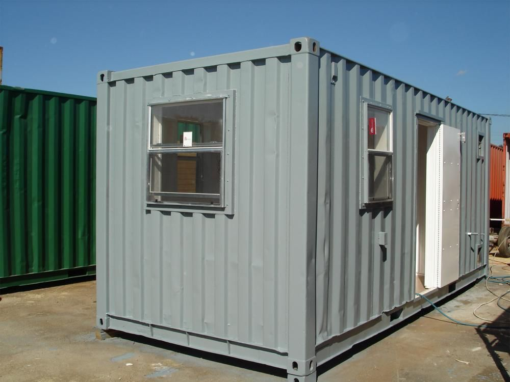 Storage Containers Hunting Camps Fireworks Stands Tiny House