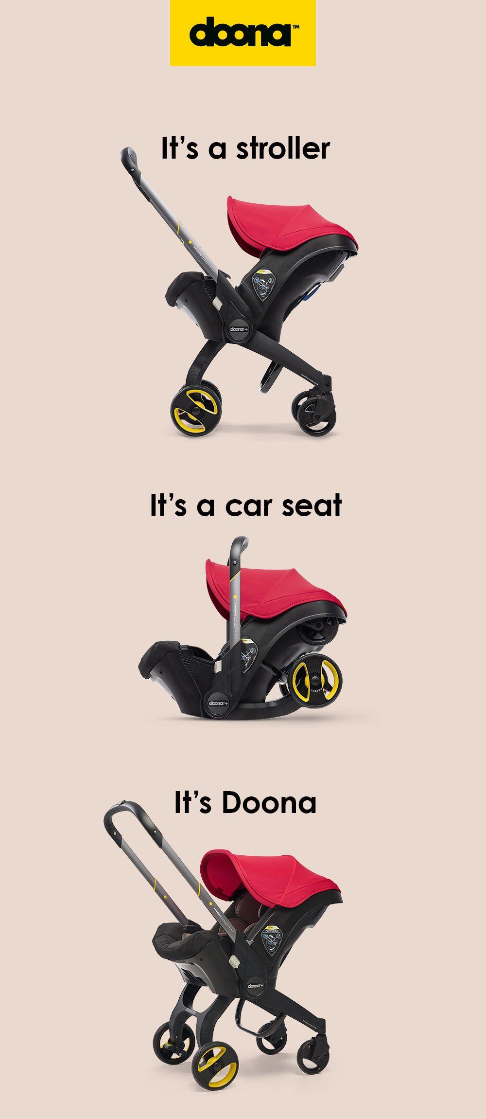 Doona Car Seat & Stroller in 2020 (With images) Doona