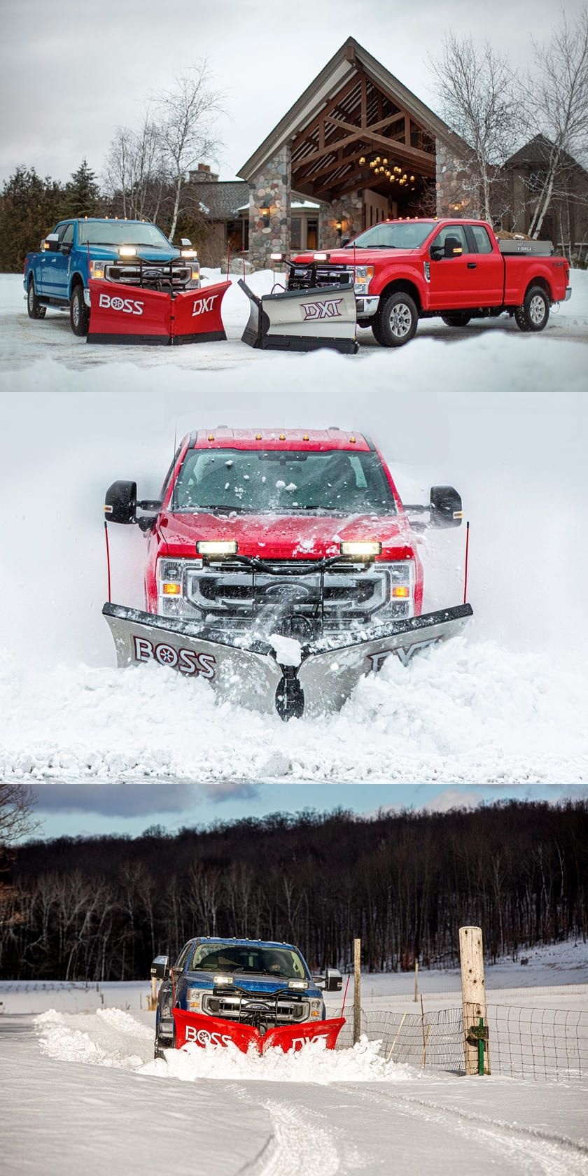 2020 ford super duty ultimate snow machine ford