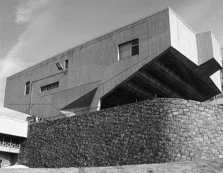 Marcel breuer buildings google search buildings pinterest marcel breuer - Marcel breuer architecture ...