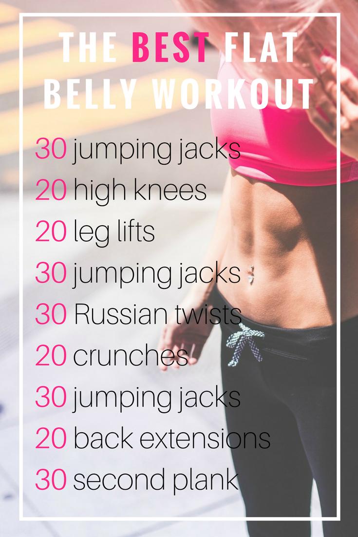 Best workout for bikini body