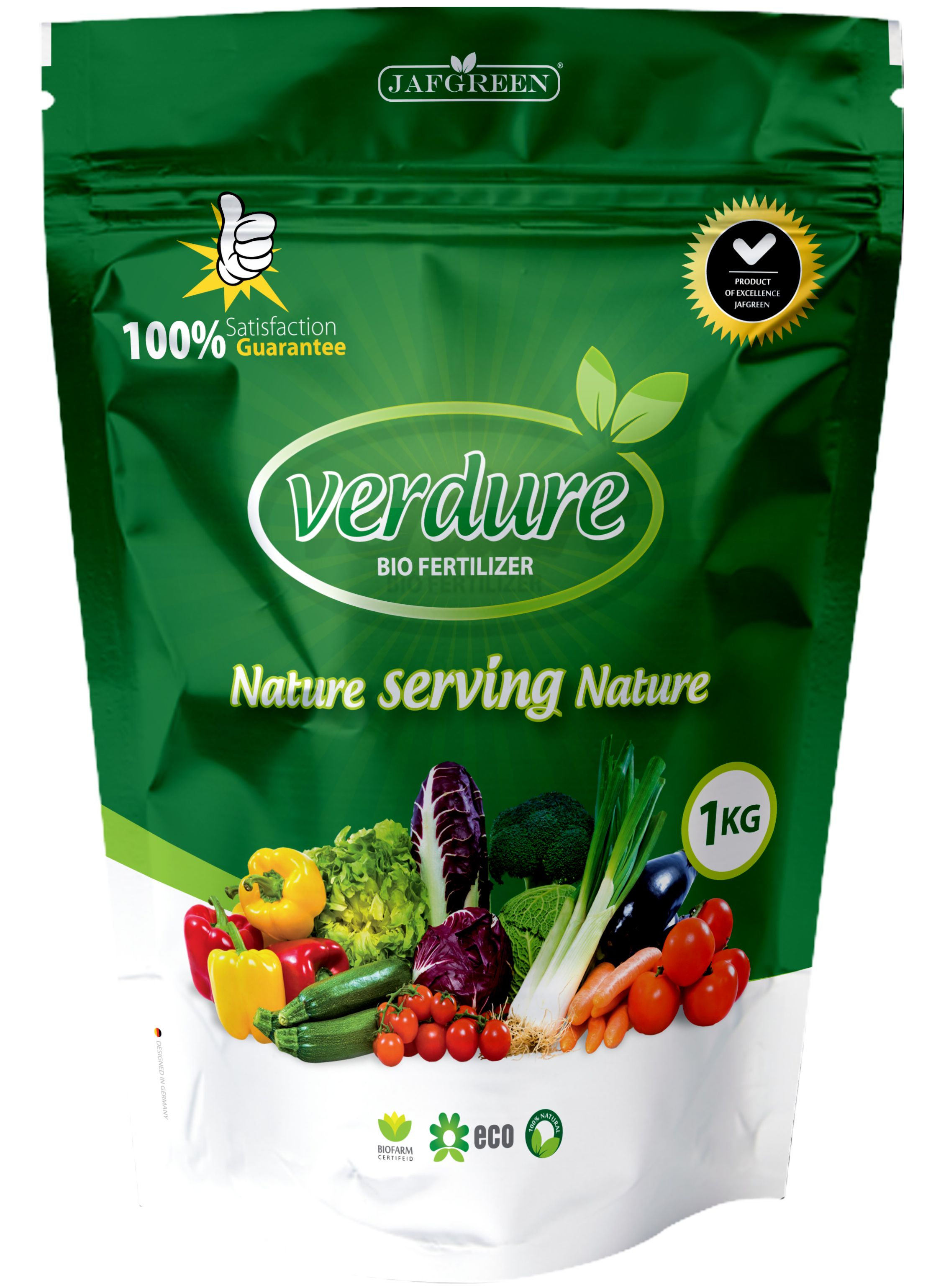 Stand Up Pouch Designs : Verdure bio fertilizer stand up pouch for more