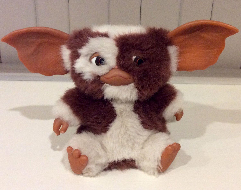 Neca Gizmo Animated Plush Doll Plush Gizmo Gremlins Gremlin Toys