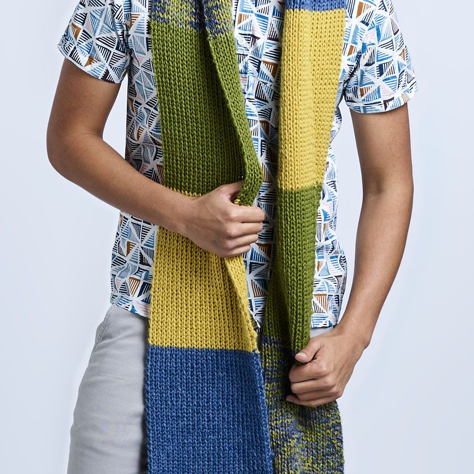17+ Free Scarf Knitting Patterns Australia (With images ...