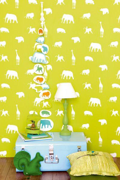 Papeles pintados ni os consejos decoracion dormitorios - Decoracion de interiores infantil ...
