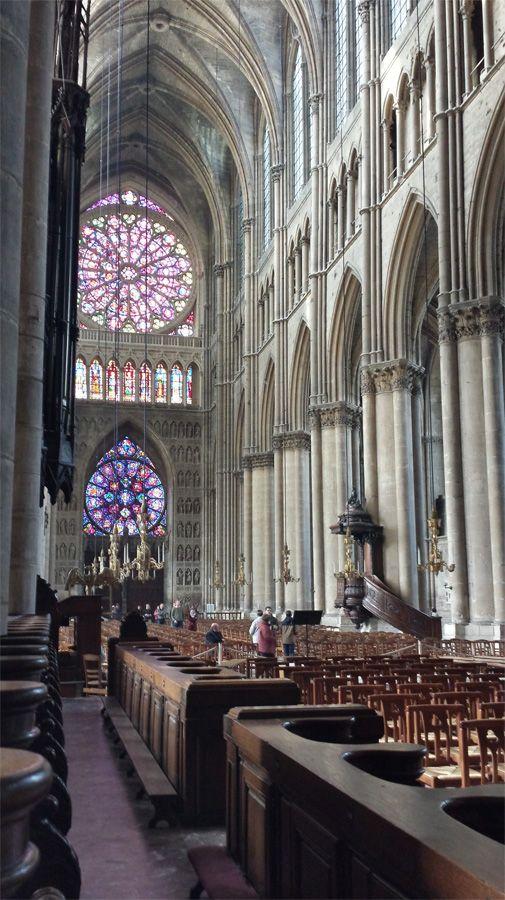 Cathedrale Notre Dame De Reims Architecture Parisienne Cathedrale Notre Dame De Reims