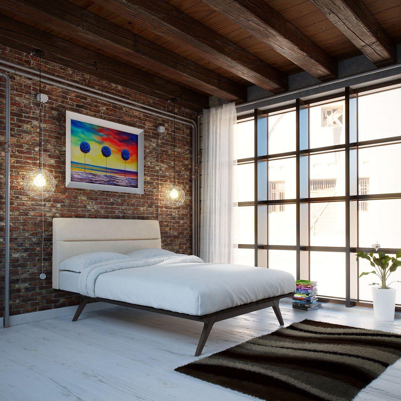 Addison Queen Platform Bed Bedrooms Upholstered Platform Bed