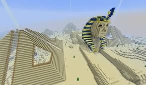 Egypt In Minecraft