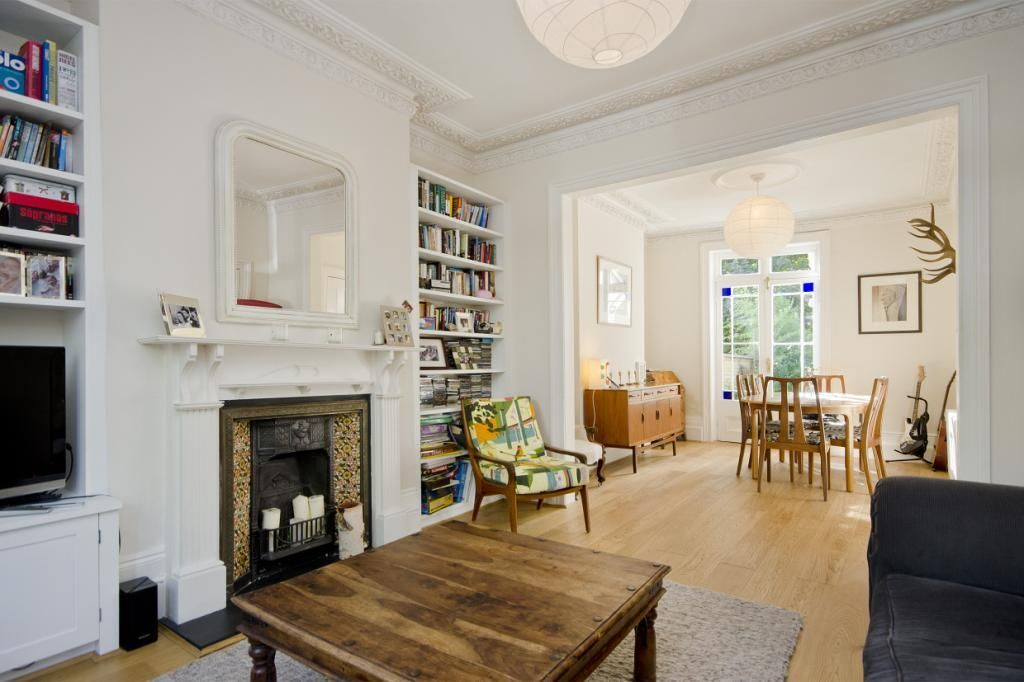 3 Bedroom Terraced House For Sale In Charnock Road London