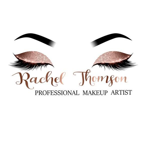 Brows Logo Microblading Logo Lashes Logo Makeup Logo Lashes