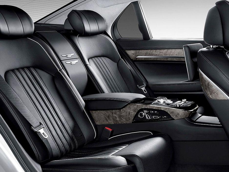 Hyundai G90 2016