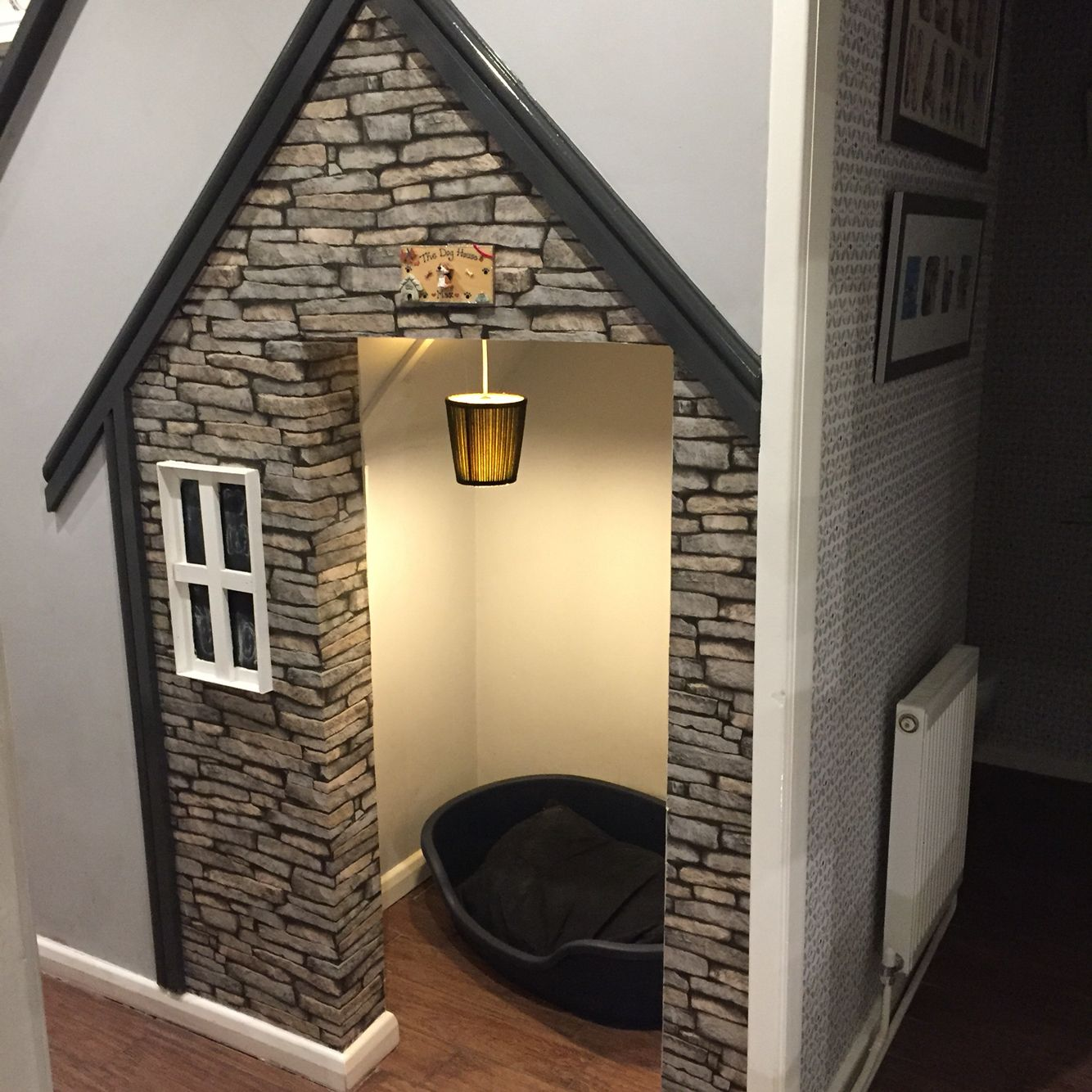 Under Stairs Dog House Under Stairs Dog House Dog House Inside