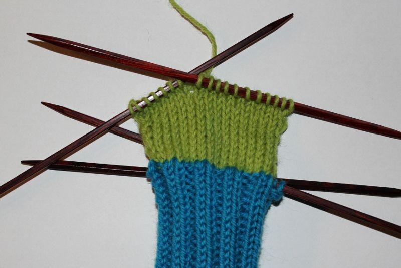 Photo of How to knit socks for children – Boerboelheidi
