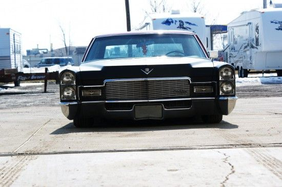 Hotrod Cadillac Bagged 1968 Cadillac Deville Rat Rod Hot Rod S10forum Classifieds