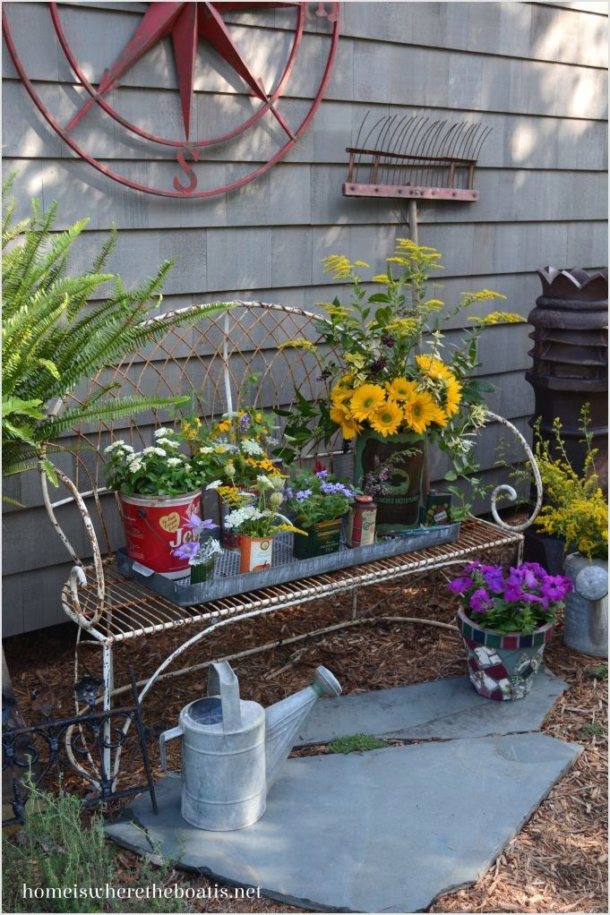 42 Beautiful Rustic Outdoor Decorating Ideas 67 262 Best Rustic Garden Decor Images On Pinterest 2 Rustic Garden Decor Rustic Gardens Garden Design