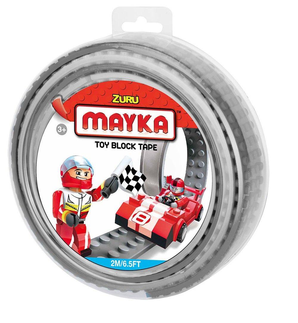 Zuru Mayka Tasma Do Klockow Poczworna 2 Metry Szar 7195326968 Allegro Pl Wiecej Niz Aukcje Toy Blocks Tape Zuru