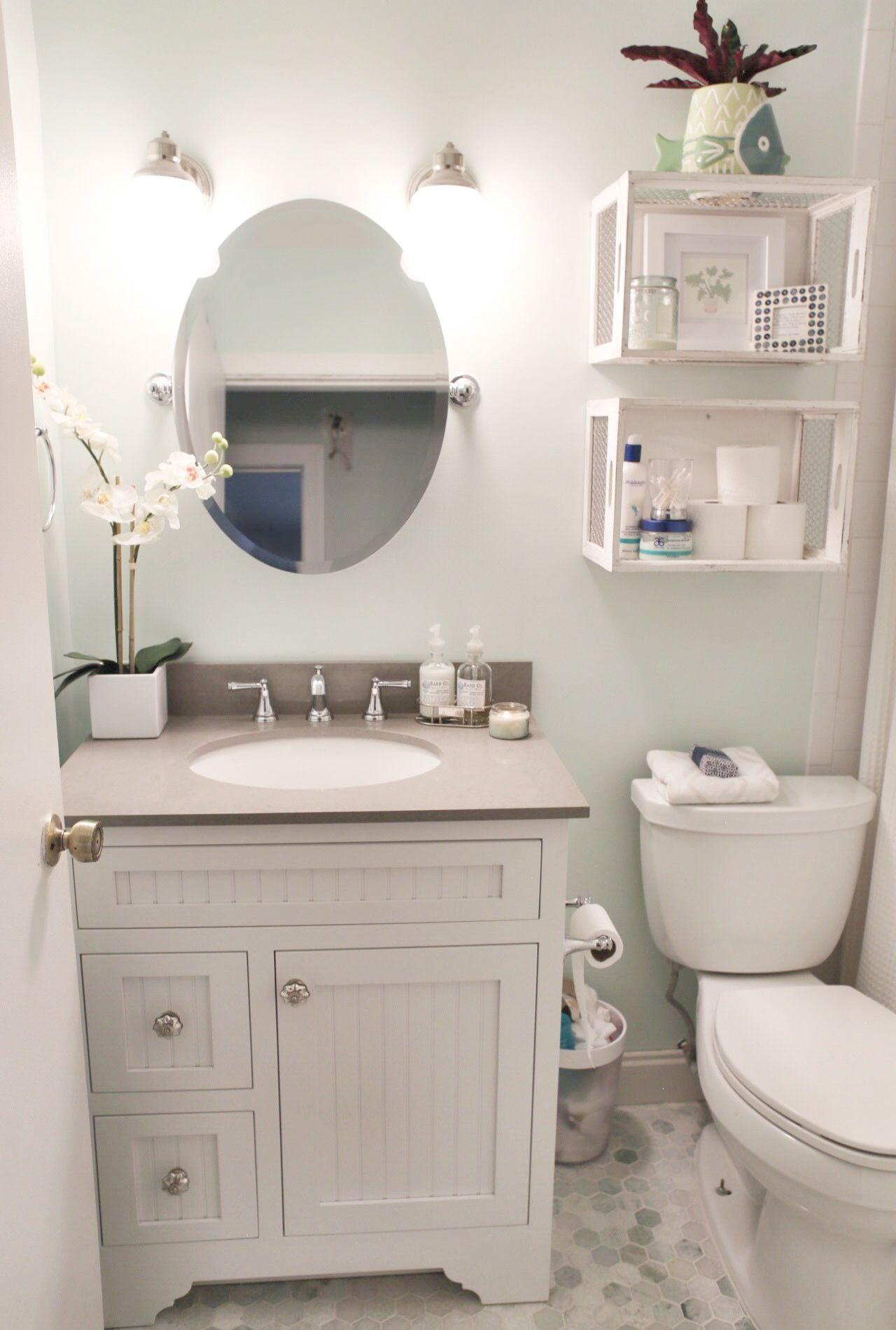 Traditional Bathroom Decor