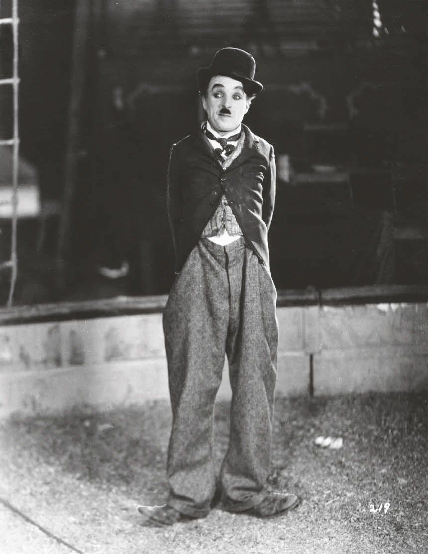 Chaplin Elokuvat