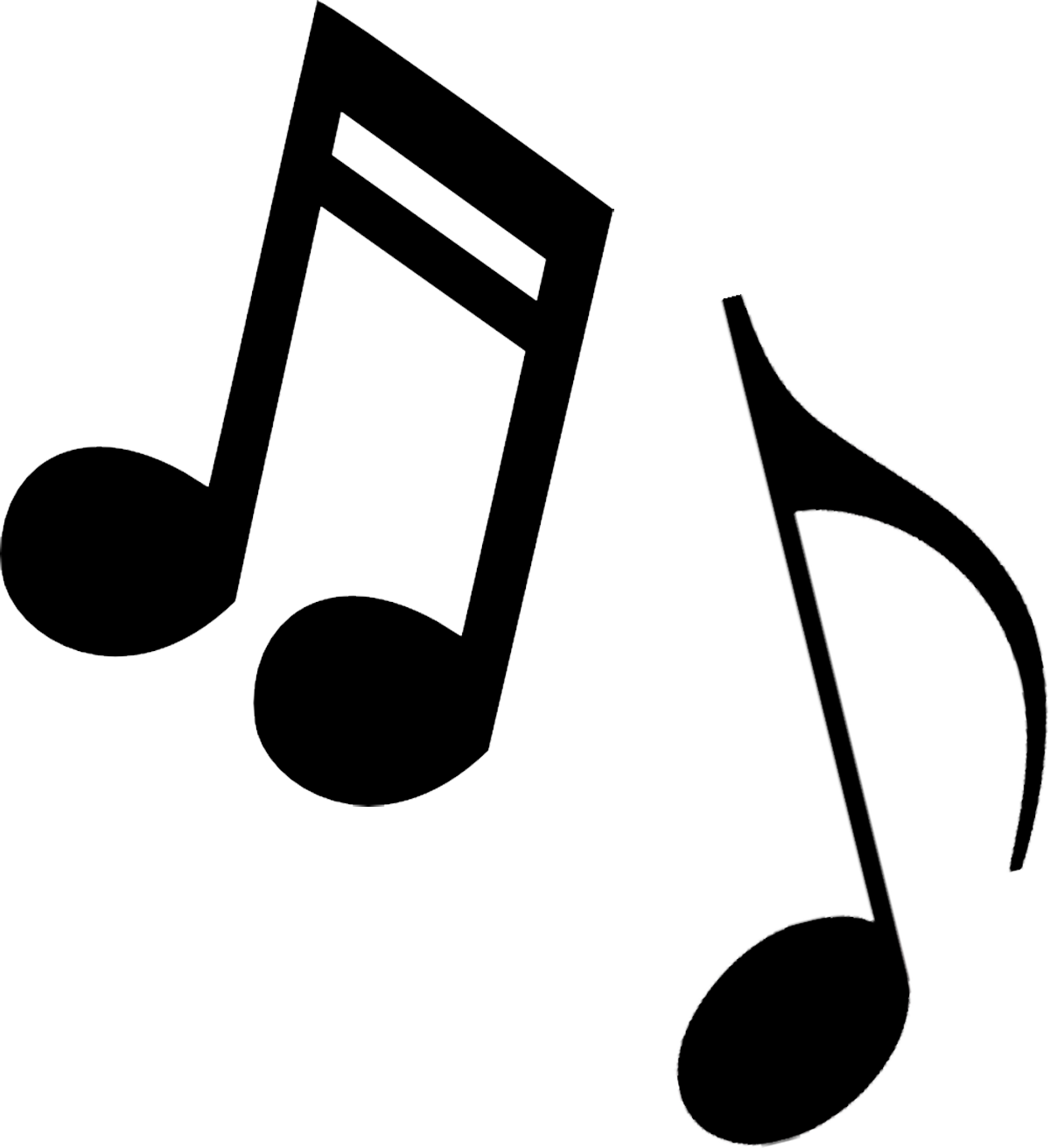 Music Notes Musical Clip Art Free Music Note Clipart Image 1 3 Music Notes Art Music Notes Music Notes Background