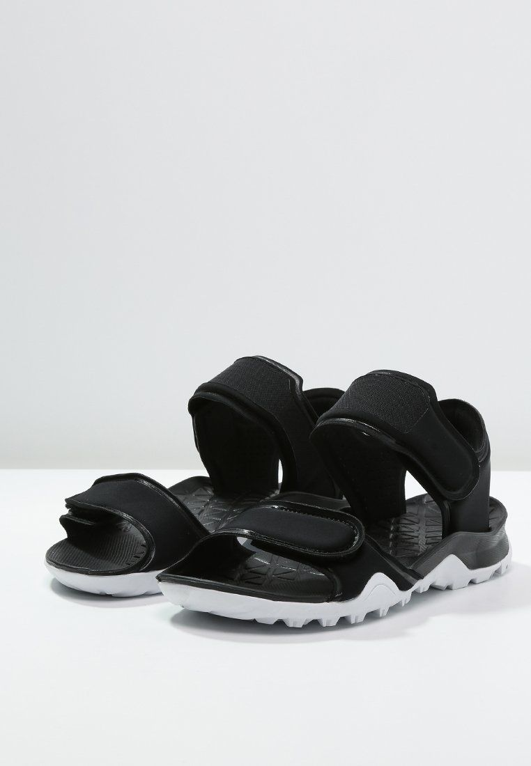 ce0f9fa05e54 adidas by Stella McCartney HIKIRA - Walking sandals - black white for  £70.00 (19 01 16) with free delivery at Zalando
