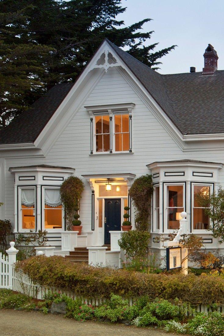 Blue Door Group (Mendocino, California) renovated