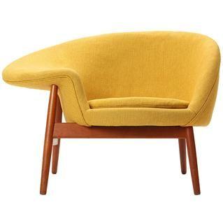 1STDIBS COM WYETH the Egg chair by Hans Olsen