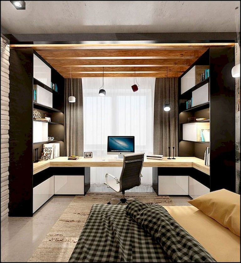 77+ Amazing Home Office Design Ideas And Remodel Make Your