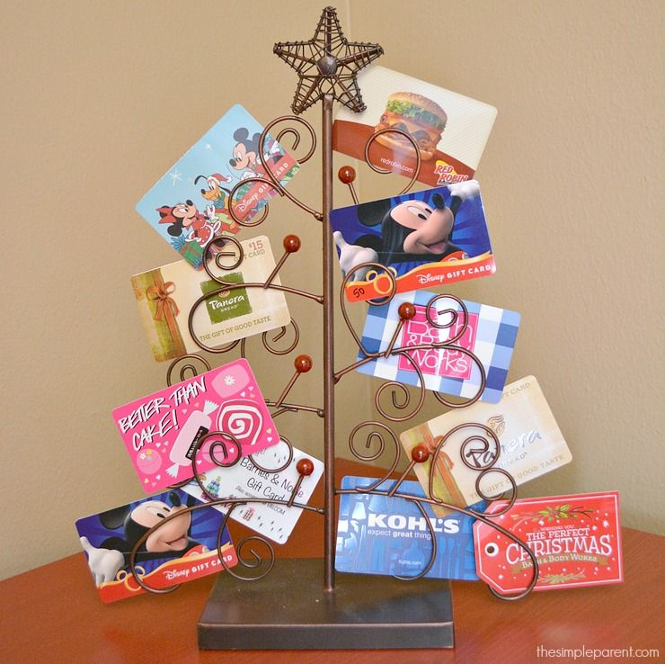 Turn your gift cards into a cute gift with this diy gift card turn your gift cards into a cute gift with this diy gift card holder its negle Choice Image